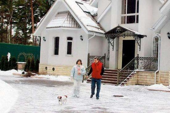 Где живет Лев Лещенко в Подмосковье