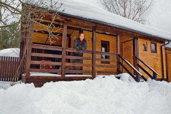 Дом Ивана Охлобыстина