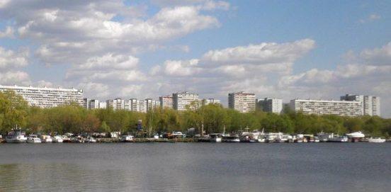Район Москвы
