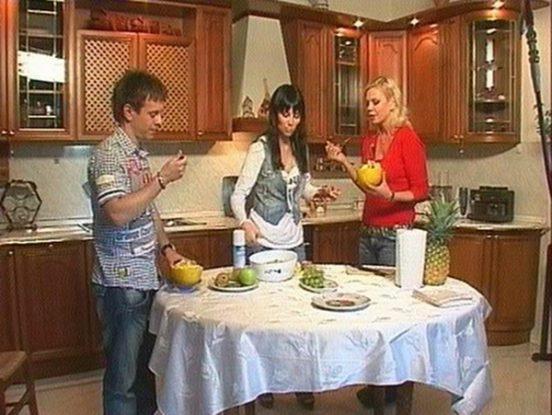 Андрей Губин у себя дома