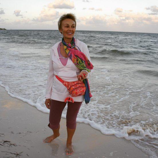 Где живет Наталья Андрейченко