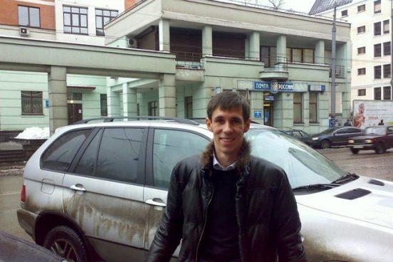 Где живёт Алексей Панин
