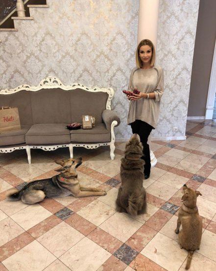 Где живет Ольга Орлова