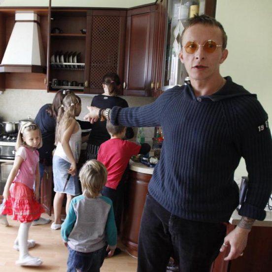 Где живет Иван Охлобыстин