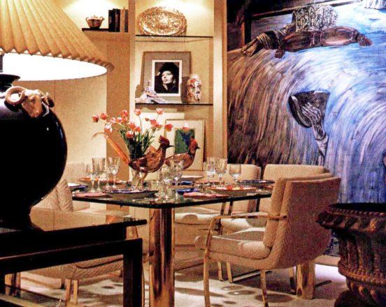 Где живет Софи Лорен