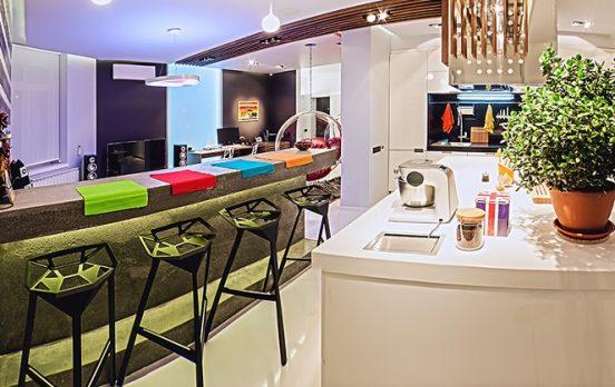 Квартира дизайнера Bar&Club Design