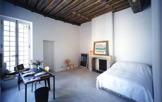 Квартира архитекторов Фуксас