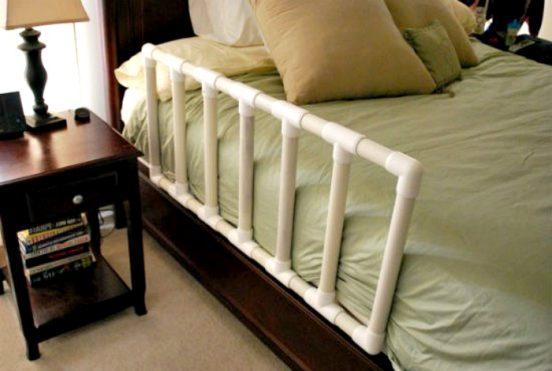 бортик для кровати от падения ребенка