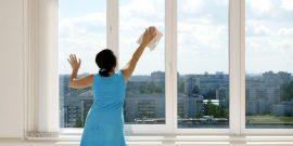 4 верных способа отмыть окна от грунтовки после ремонта