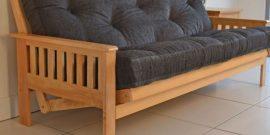 Деревянные диваны для дачи в стиле прованс: подборка фото-идей
