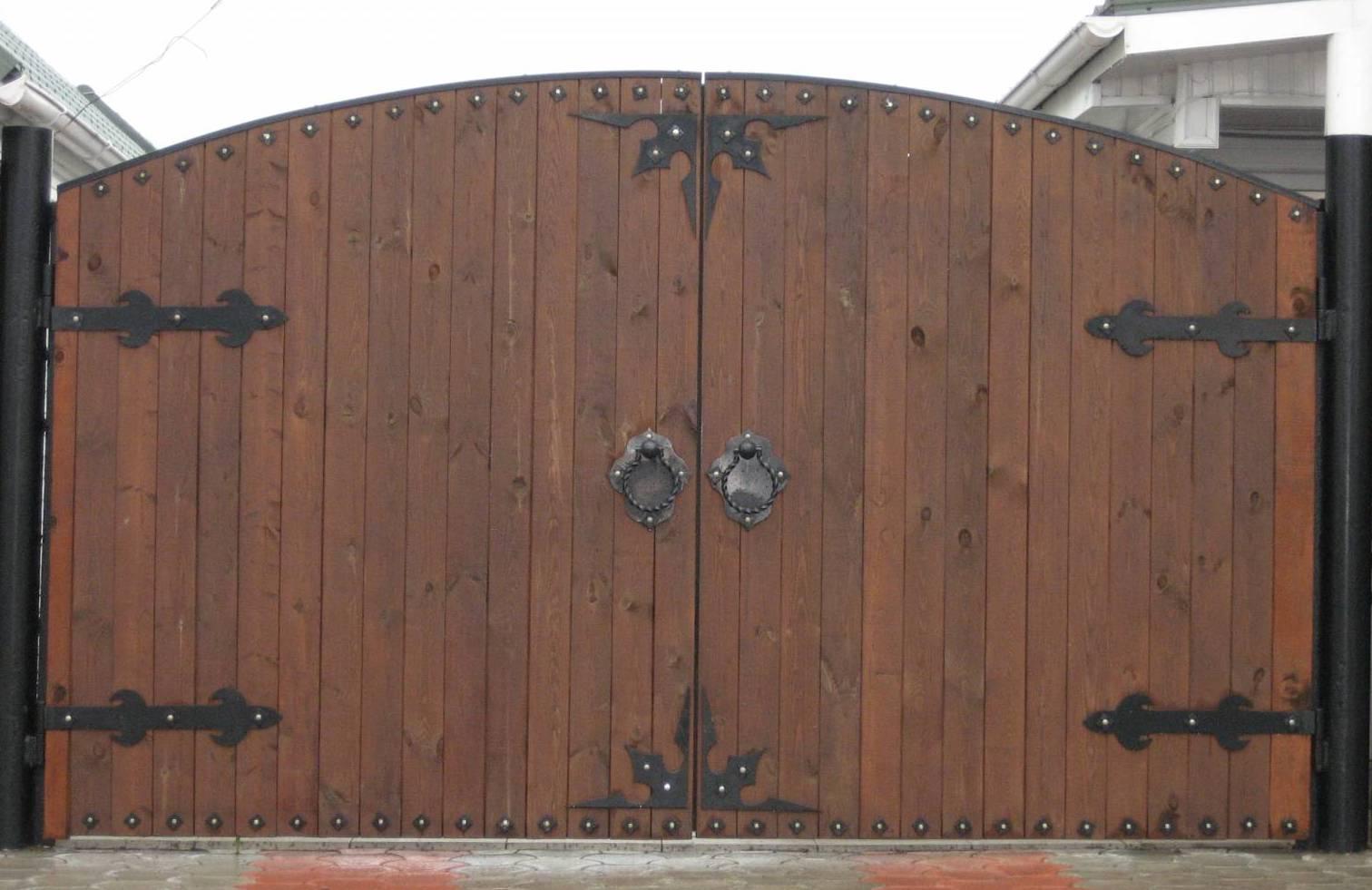 вопрос сообщество распашные деревянные ворота фото массу выложить между