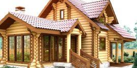 4 лучших варианта покрытия нового деревянного дома