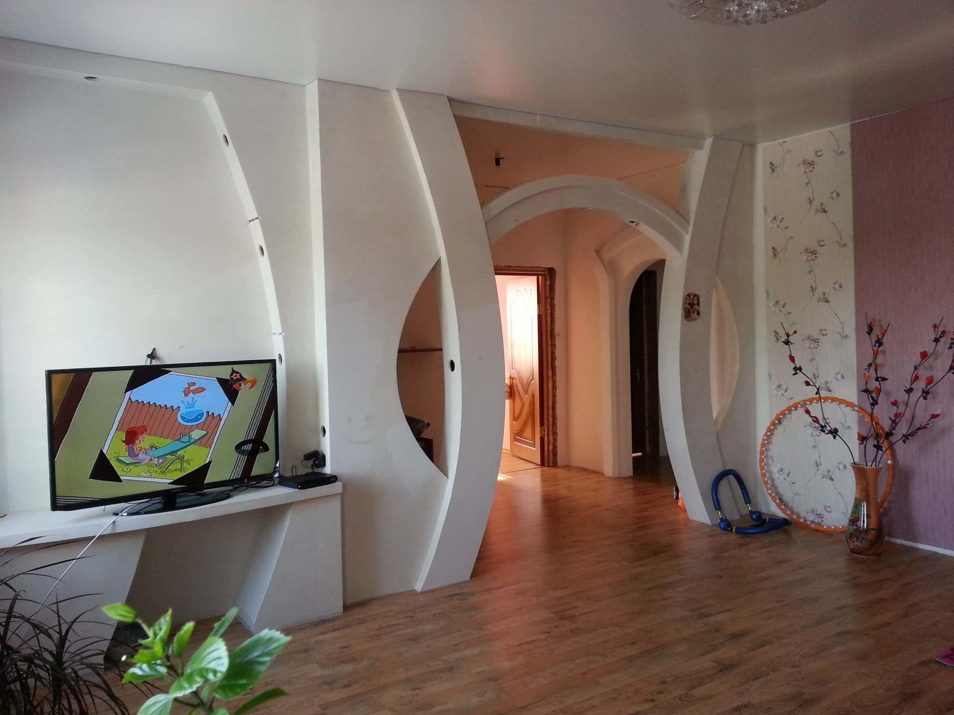 ванильный ремонт квартиры фотогалерея арки тем