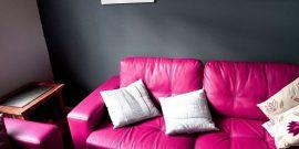 Сочетание цветов дивана и подушек: идеи и примеры на фото