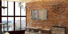 Как декорировать неровную стену: идеи для уюта и стиля
