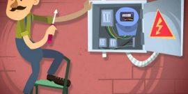 Основные признаки того, что соседи воруют у вас электроэнергию