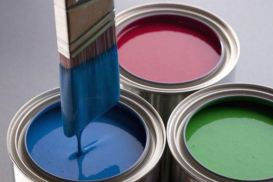 Краска не сохнет и остаётся липкой: причины, что делать - Отделка