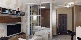 4 способа сделать двухкомнатную квартиру из однокомнатной на 40 кв. м