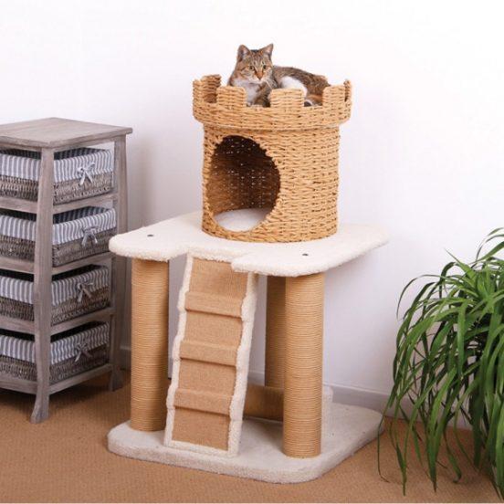 замок для кошки