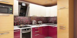 Какой фасад для кухни практичнее: топ вариантов