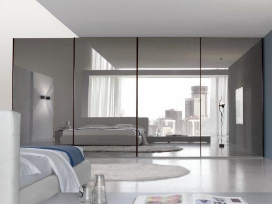 Отражающие поверхности в комнате