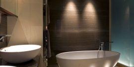 Лучшие способы зрительно увеличить ванную комнату (фото)