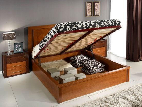 Короб под кроватью
