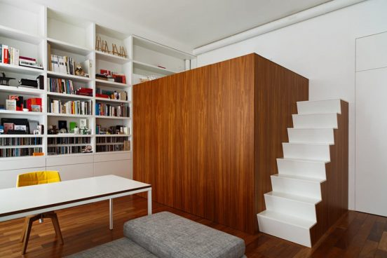 Квартиры дизайнеров и архитекторов