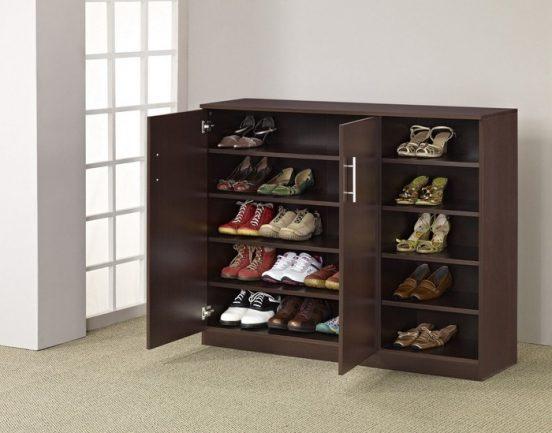 Шкафчик для хранения обуви