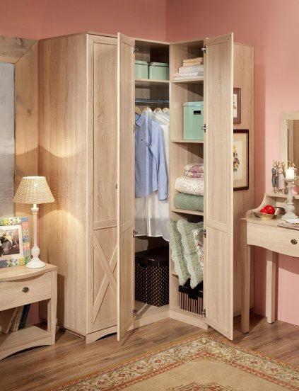 Шкаф для малогабаритной квартиры