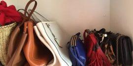 Хранение сумок в прихожей: советы на фото