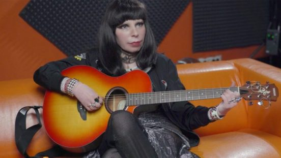 Жанна Агузарова в 2019 году