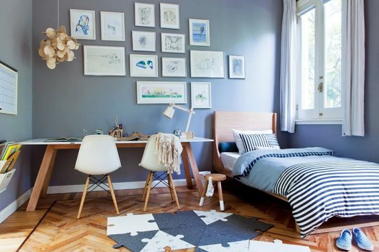Рисунки на стене