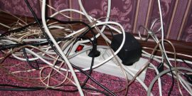Как спрятать провода на полу между комнатами: 4 варианта решения проблемы