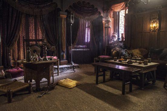Мебель из «Игры Престолов»
