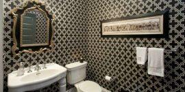 Бюджетные варианты отделки туалета: ТОП-5