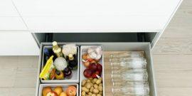 Идеи для хранения овощей: с умом и пользой