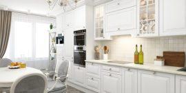Как декорировать белую кухню: фото для вдохновения