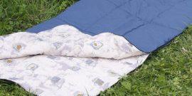 Мастер-класс по шитью спального мешка из одеяла