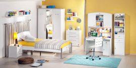 Жёлтый цвет в интерьере детской — лучшие примеры на фото