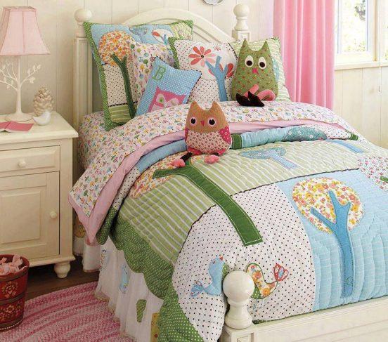 Подушки-совы