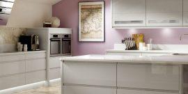 10 вариантов обоев, которые подойдут к серой кухне