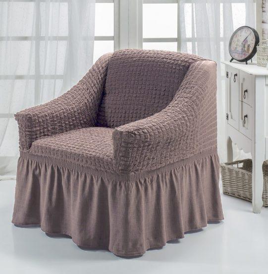 Чехол для кресла в стиле кантри
