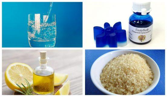 Ингредиенты для освежителя воздуха