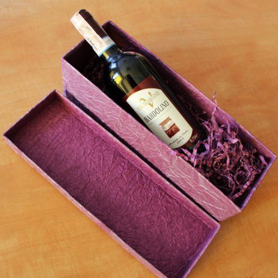 Коробка для бутылки вина