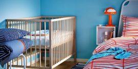 Как совместить детскую и спальню родителей: примеры в интерьере