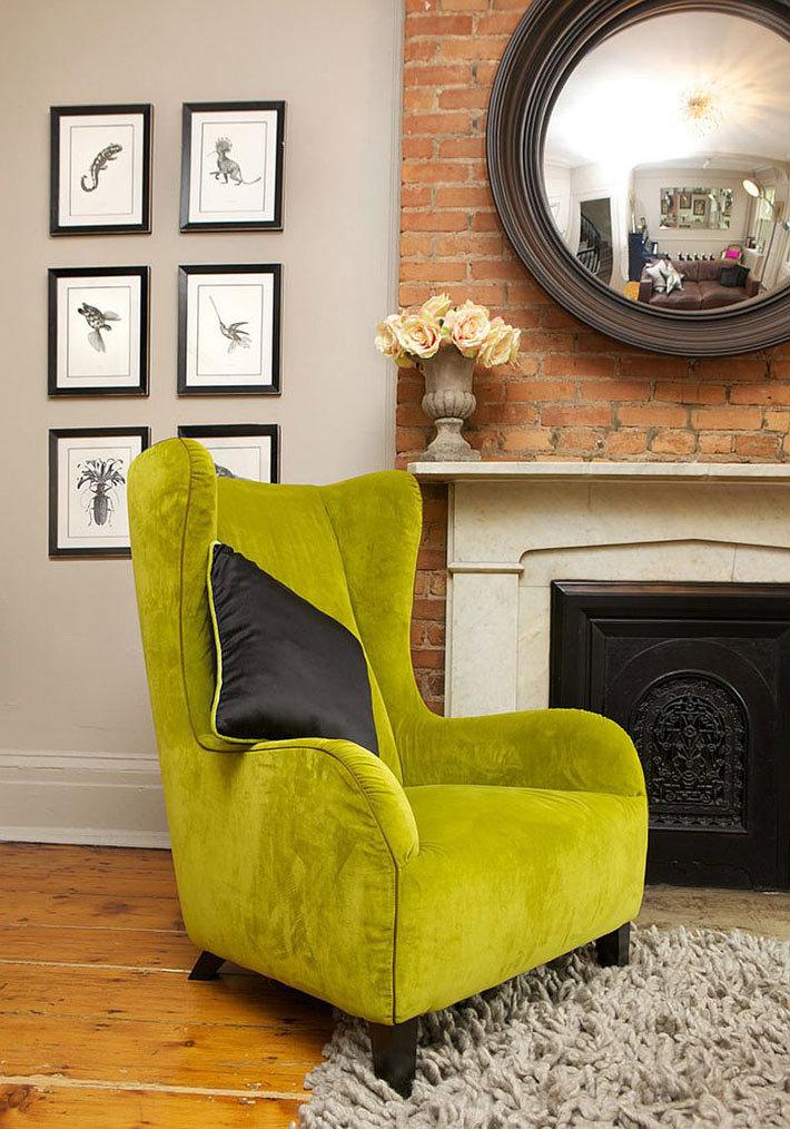 фото модные кресла