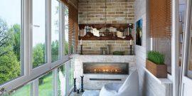 Дизайн балкона 2019: 11 идей