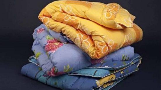 Как стирать ватное одеяло и не испортить - Интерьер
