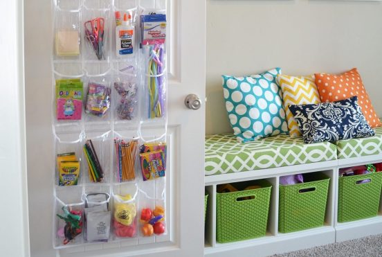 системы хранения детских вещей